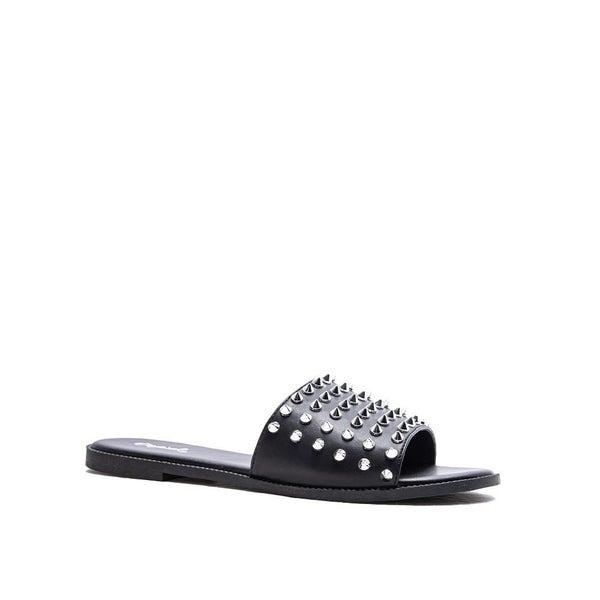 Edgy Summer Sandals