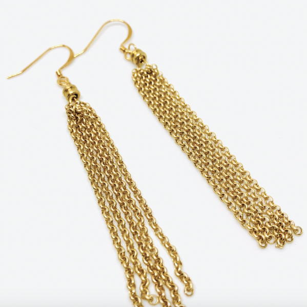 Moxie Tassel Earrings
