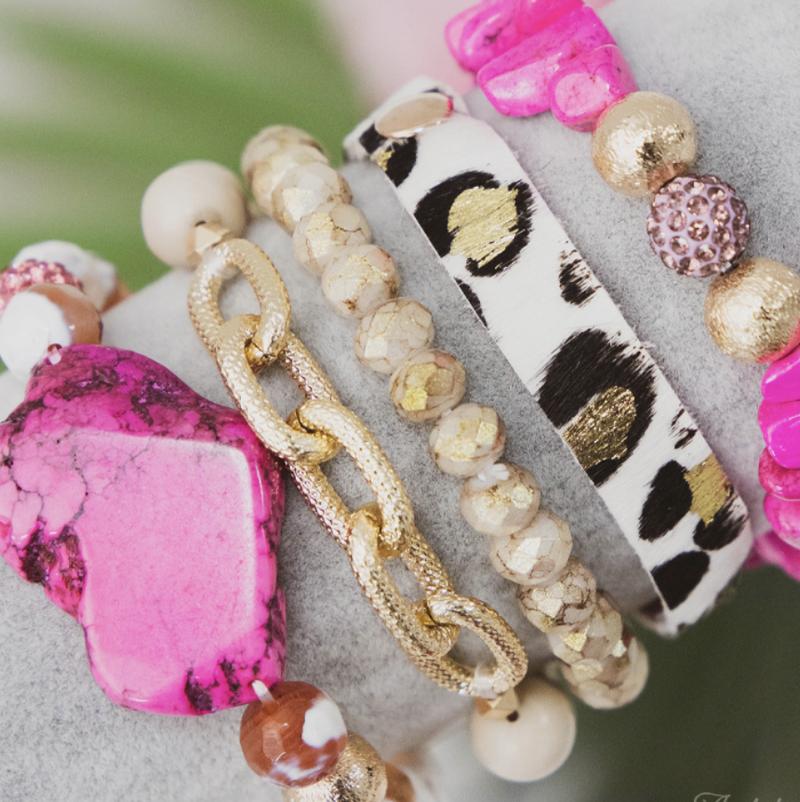 Yours Truly Bracelet Set
