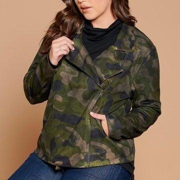 Camo Cutie Jacket