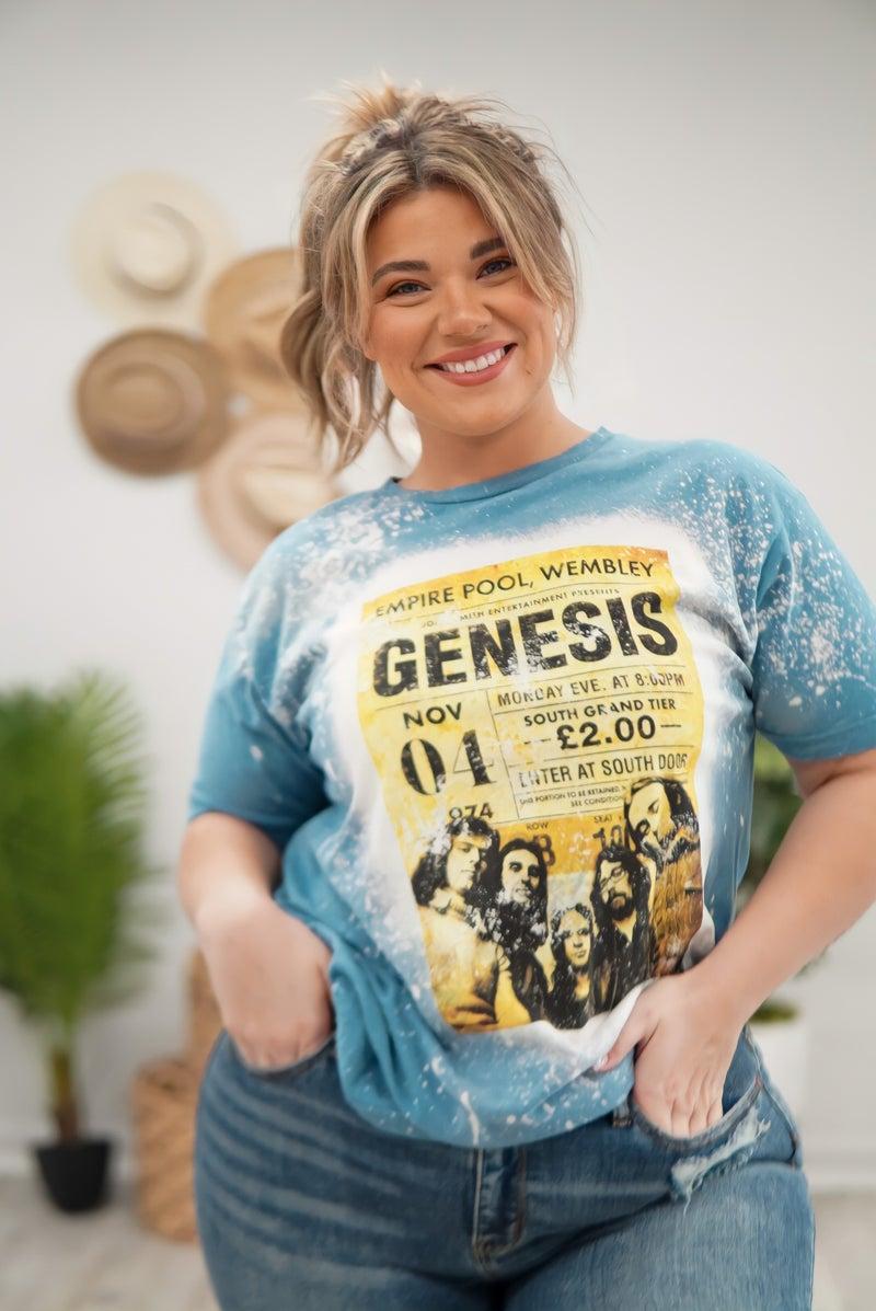 Genesis Band Tee