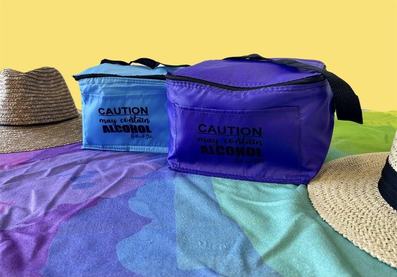 Heathered Boho Cooler Bag