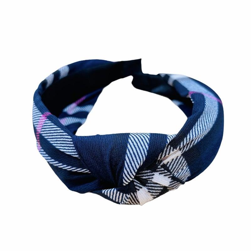 Perfectly Plaid Headband