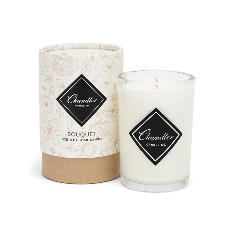 Chandler Candle Co Bouquet Classic Candle