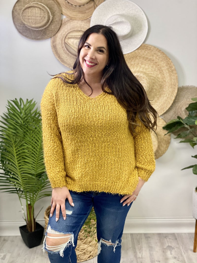 Ready for My Girls Night Sweater