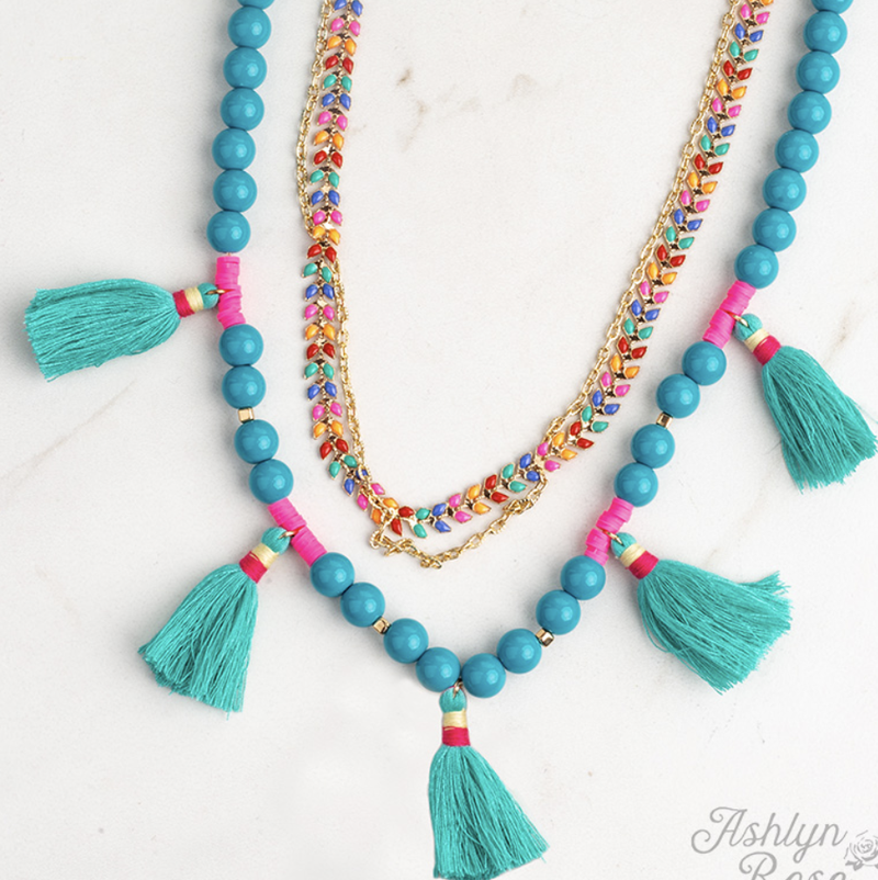 Resort Ready Layered Necklace