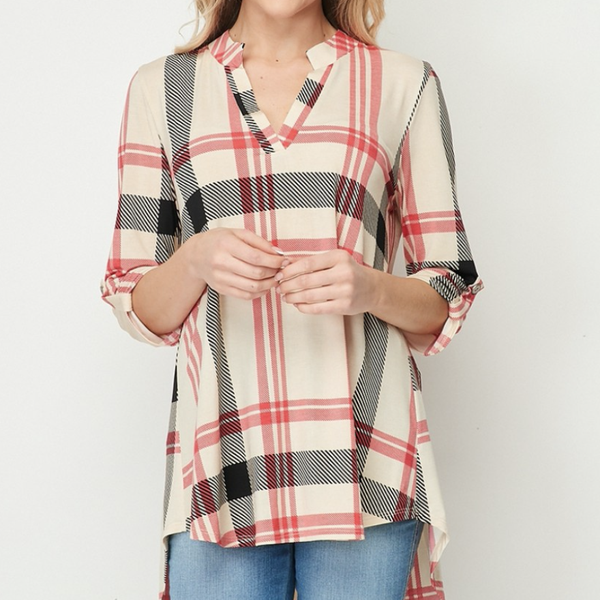 Princeton Plaid Gabby