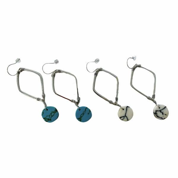Teardrop Love Earrings