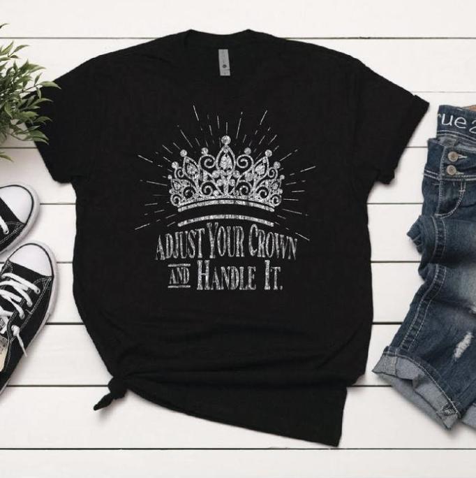 Adjust Your Crown Top