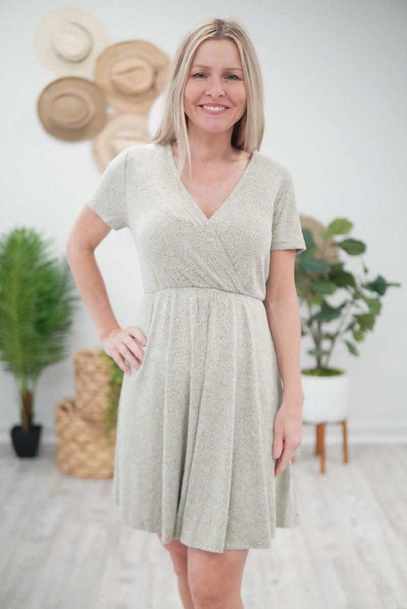 Olivia Mini Skater Dress