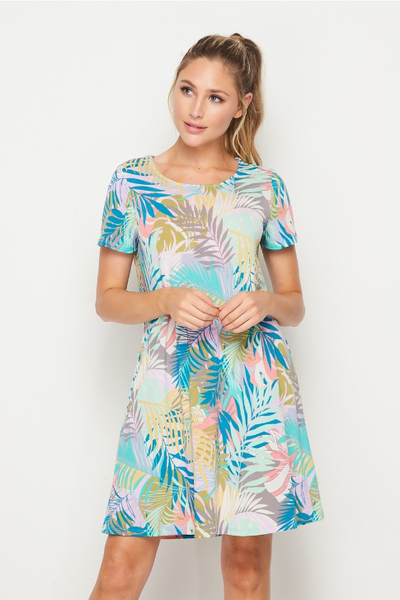 Tropic Wonders Dress
