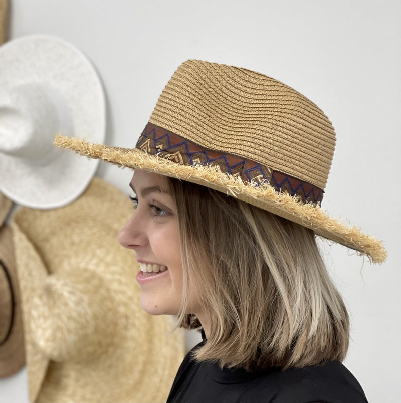 Aztec Bohemian Hat