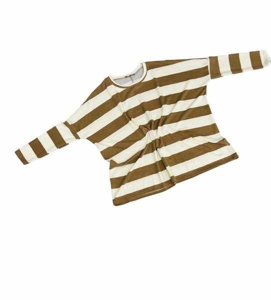 Falling For The Stripes Top