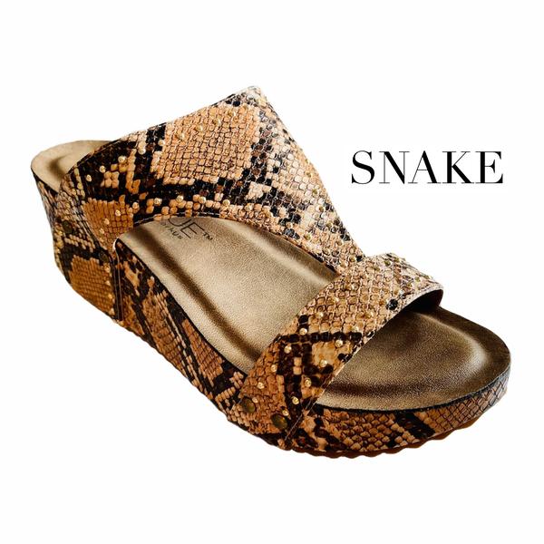 Summer Funkytime Sandal
