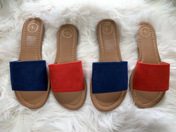 Linda Slip On Sandal *Final Sale*