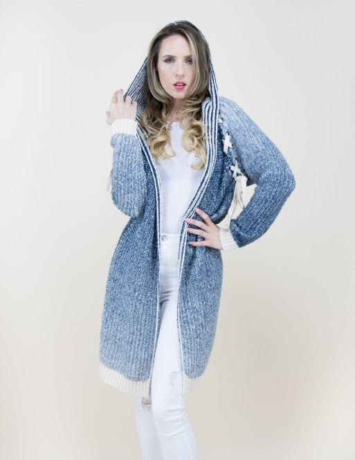 All Stitched Up Cardigan