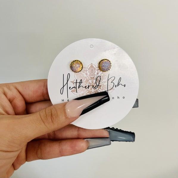 Opalescent Beauty Earrings