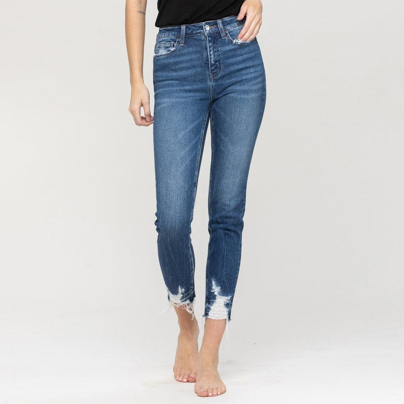 English Rain Skinny Jeans By Vervet