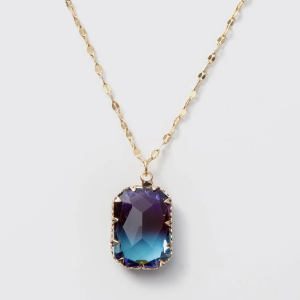 Rainbow Necklace - Mystic Night