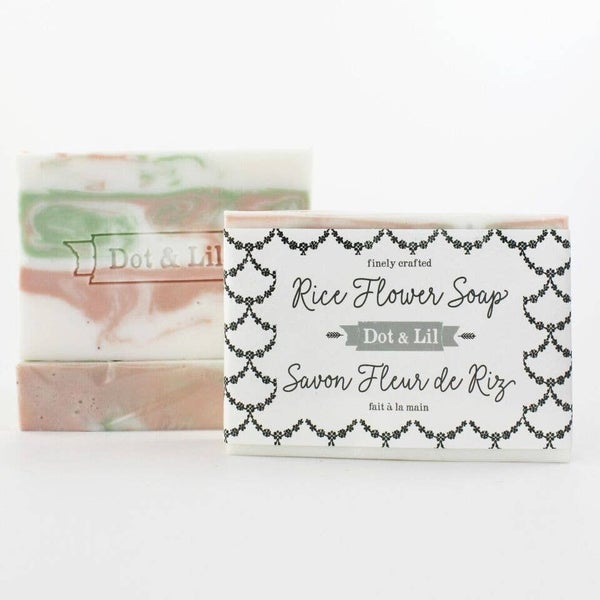 Dot & Lil Bar Soap