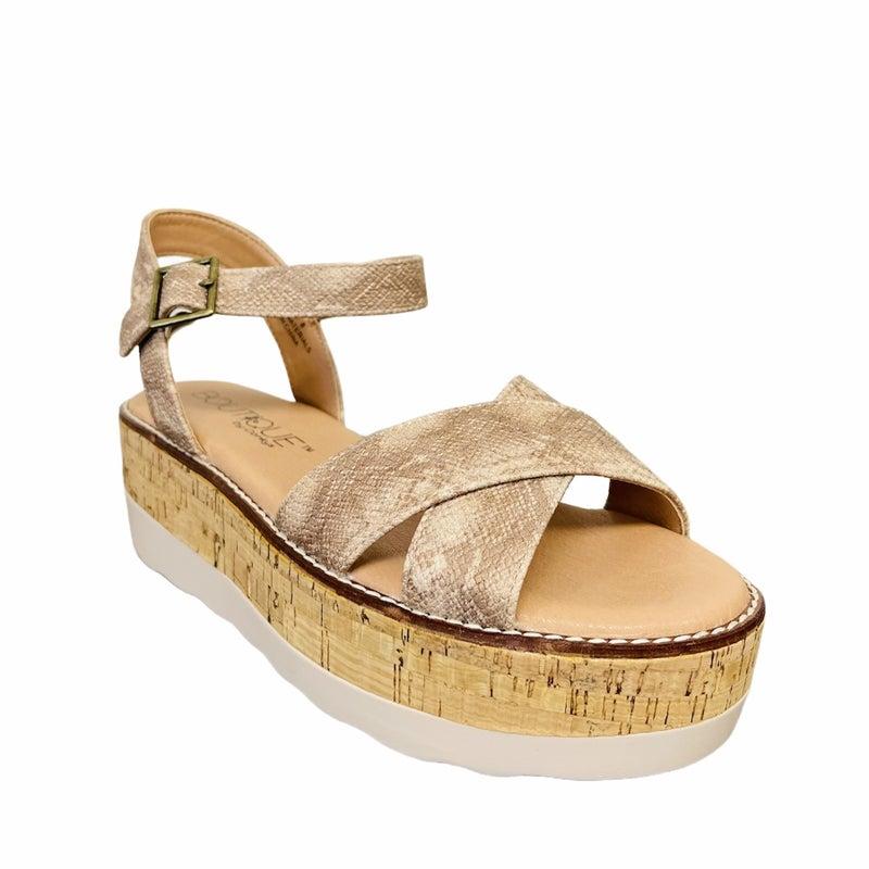 Fluffie Sandal