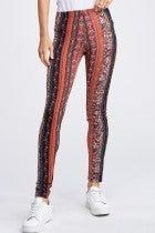 Fine Elegance Multi-Print Leggings *Final Sale*