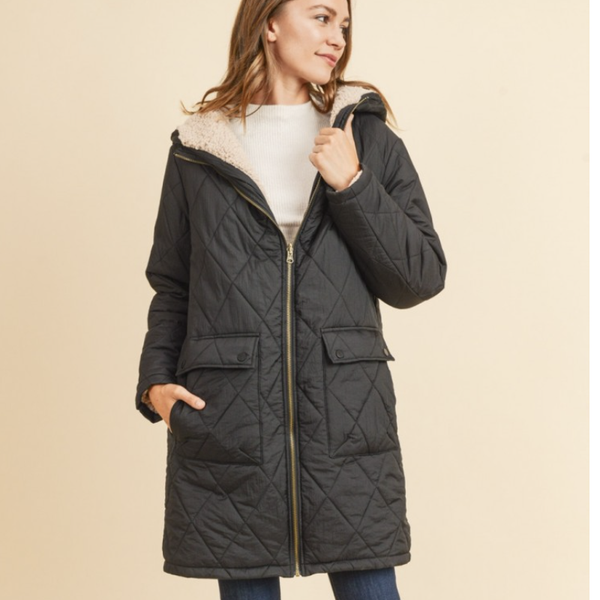 Go Getter Padded Coat