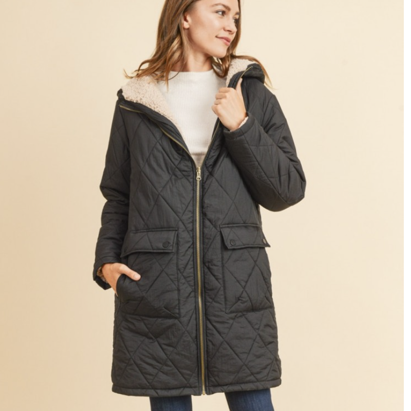 Go Getter Padded Coat