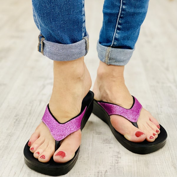 Light On Your Feet Sandals
