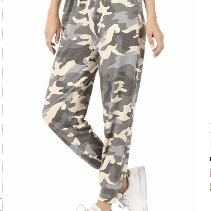 Hiding Out Joggers