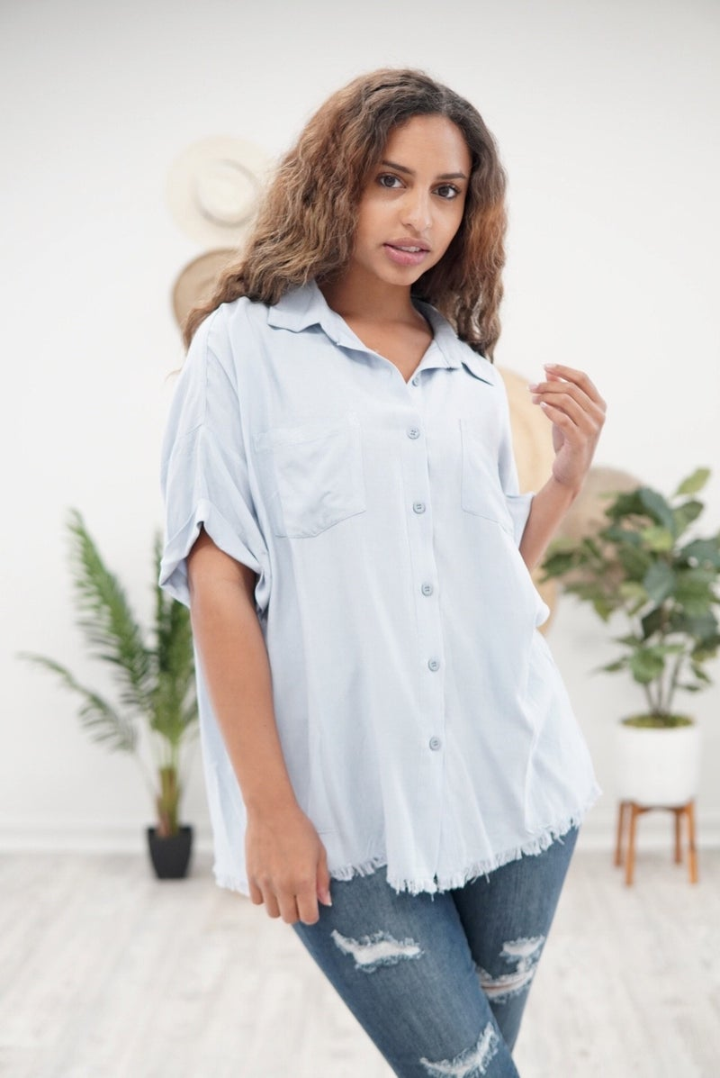 Perfect Touch Short Sleeve Shirt