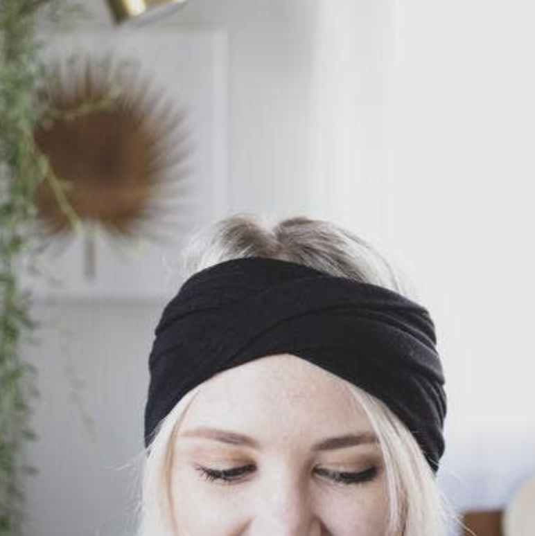 Edgy Girl Wide Headband