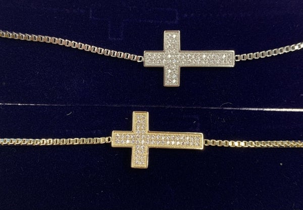 Always by My Side Bolo Bracelet