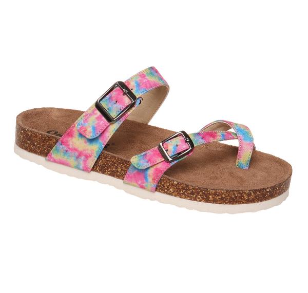 Color Run Sandals