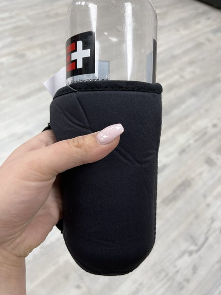 Solid Black Beverage Sleeves