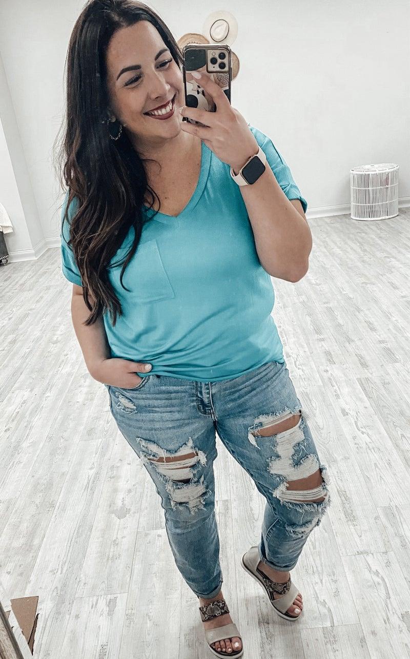Queen of the Destroyed BoyfriendJeans