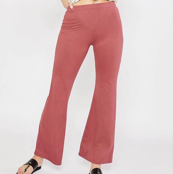 Keep It Classy Flared Pants