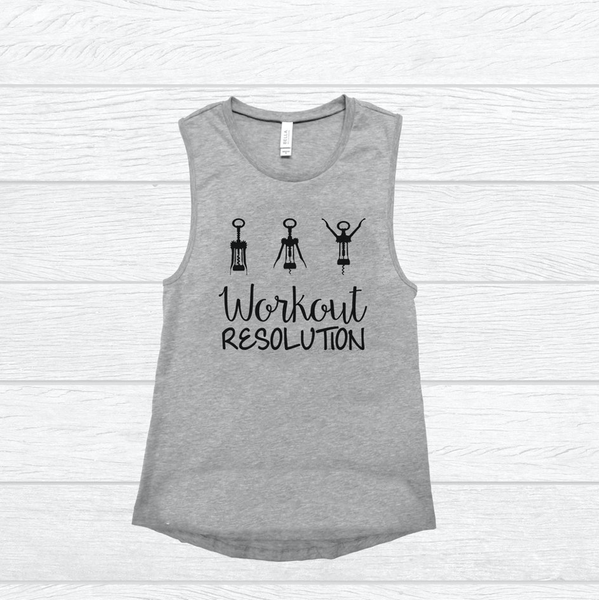 Workout Resolutions Tank