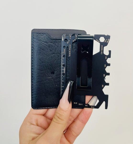 Wallet Tool Card