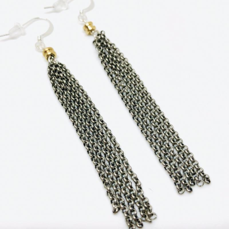 Moxie Tassel Earrings