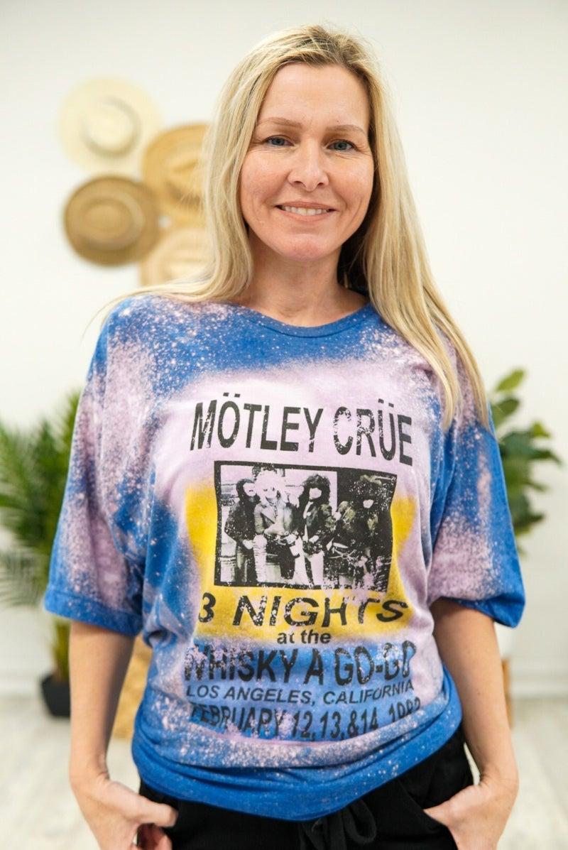 Motley Crue Tee