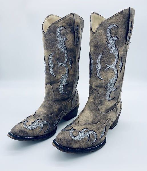 Glitz and Glam Boots