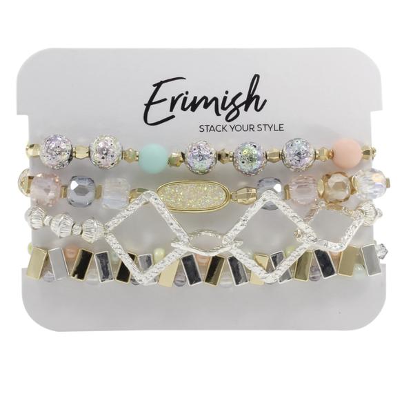 Annie Rainbow Erimish Stack