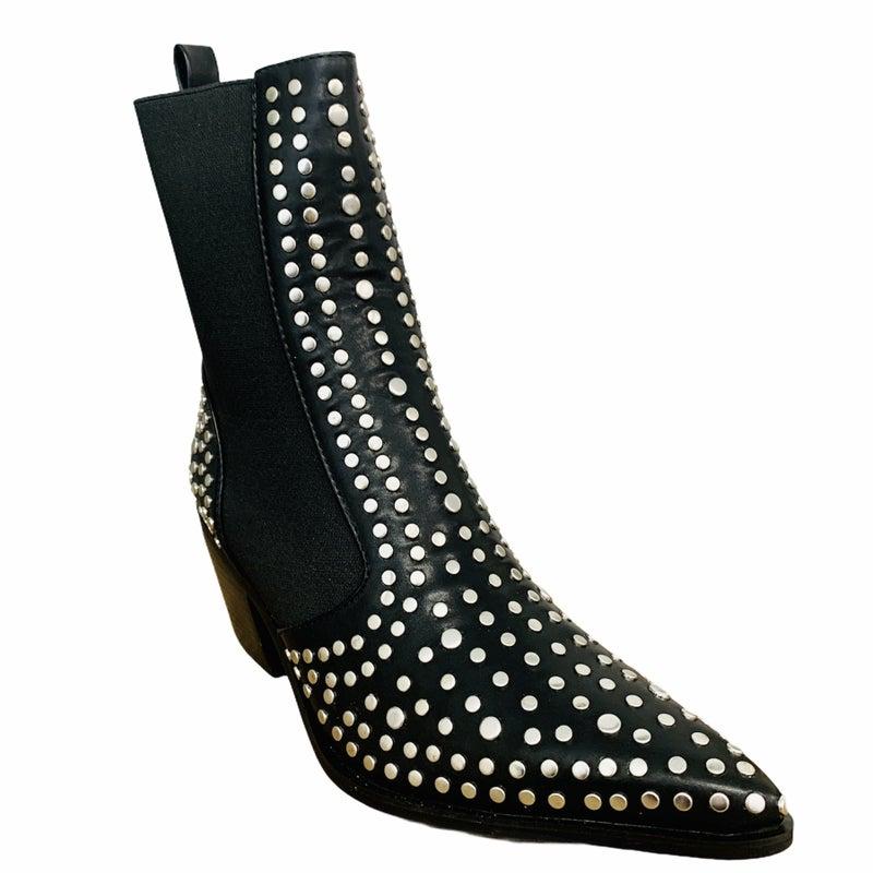Zsa Zsa Black Boots