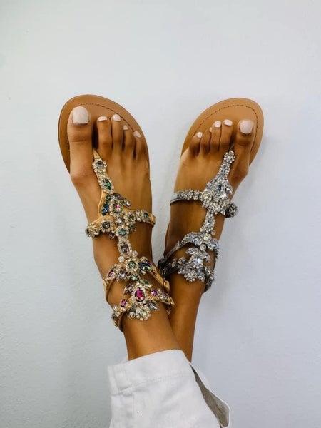 Blingin' and Classy Sandal