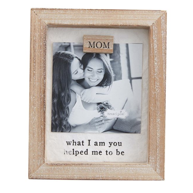Mom Magnetic Picture Frame