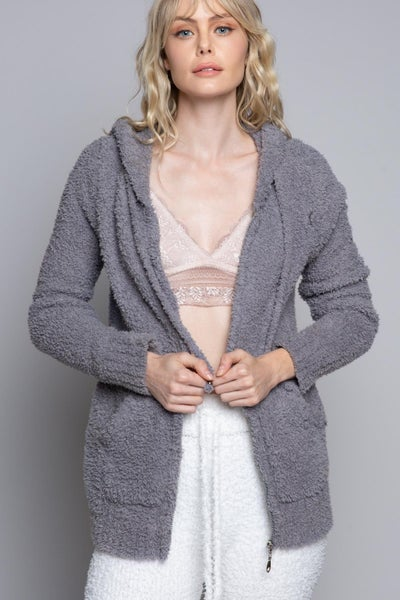 Soft and Sweet Zip Up Sweater