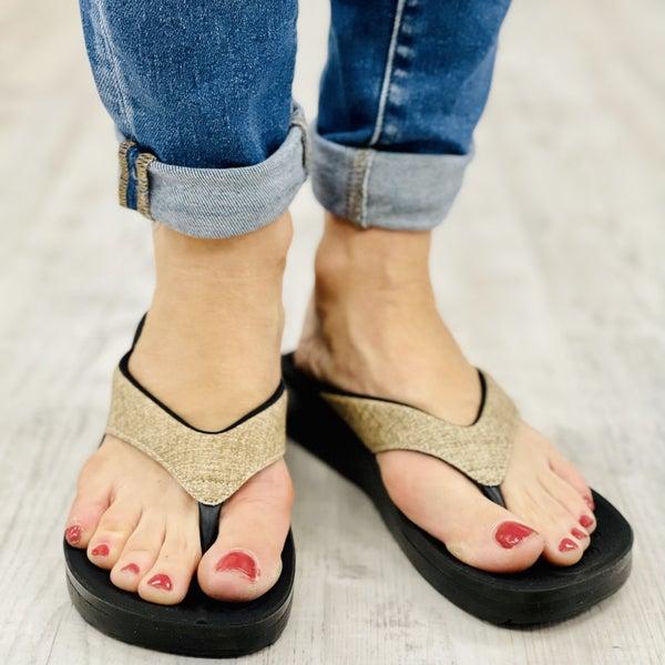 Happy Heels Sandals