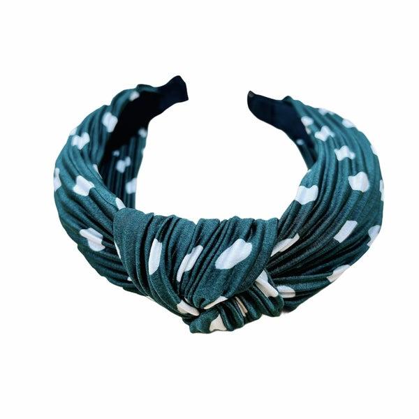 Hip Hop Polka Dot Headband
