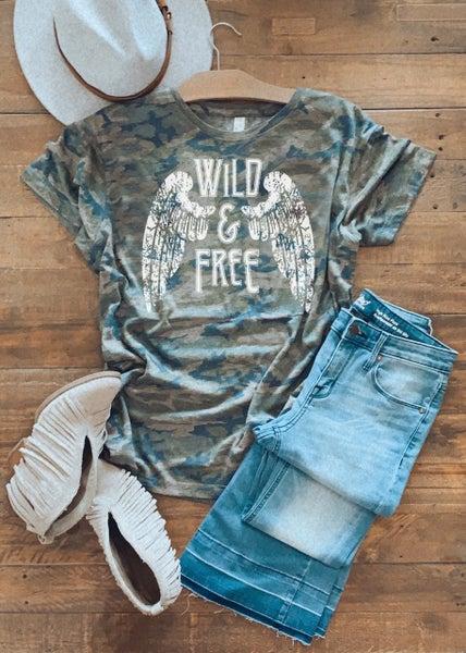 Wild, Free, & Angel Wings